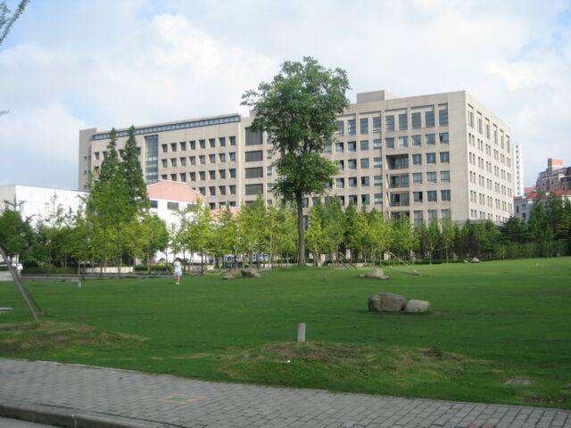 上海财经大学图书馆