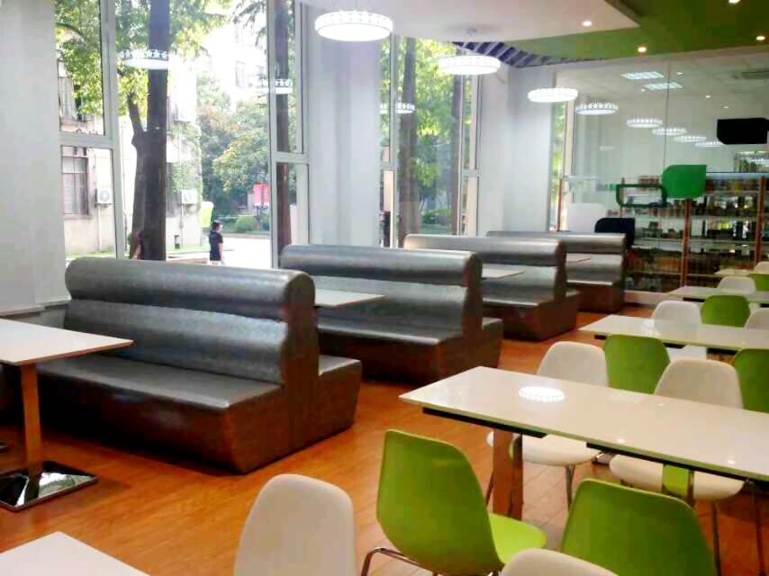 上海财经大学食堂
